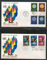 FDC UNITED NATIONS 1976-NEW YORK - Non Classés