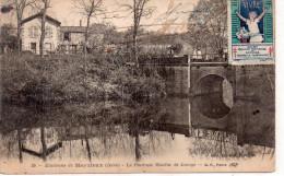 """MEYZIEUX   """" Le Pont Du Moulin De Jonage"""" - Meyzieu"""