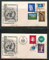 FDC UNITED NATIONS 1969-NEW YORK - Non Classés
