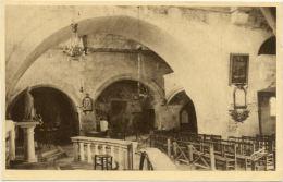 13/CPA - Les Baux - Intérieur De L'Eglise St Vincent - Les-Baux-de-Provence
