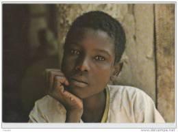 Tchad - Ecolier Kreda � Moussoro ( Kanem)