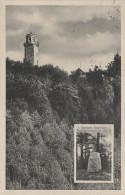 AK Proschwitzer Kamm Wiesnerbaude Turm Nad Proseci Baude Bei Reichenberg Liberec Gablonz Jablonec Maffersdorf Proschwitz - Sudeten