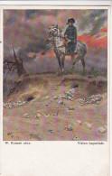 CPA W KOSSAK PINX VISION IMPERIALE NAPOLEON EDITION DU SALON DES PEINTRES POLONAIS A CRACOVIE - Histoire