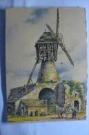 D 49 - Sainte Georges Des Sept - Moulin à Vent - Non Classés