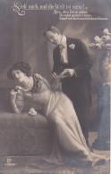 AK Lieb Mich Und Die Welt Ist Mein! - Poesie - 1911 (7468) - Paare