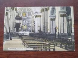 CATAMARCA Interior De La Iglesia MATRIZ / Anno 191? ( Zie Foto Voor Details ) !! - Argentina
