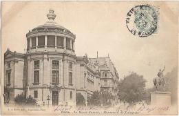 75 - Paris 16 - Le Musée Guimet.- Monument De Lafayette - éd. L. J. & Cie (précurseur, Circulée 1904) - Musea