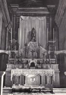 Cartolina ORUNE (Nuoro) - Chiesa Parrocchiale (Altare Maggiore) - Nuoro