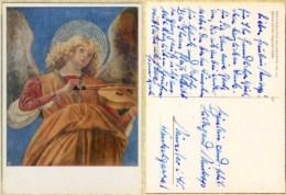 Ak Deutschland - Engel Mit Violine - Melozzo Da Forli - Angeles