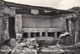 Cartolina BOCCA DI MAGRA (Ameglia, La Spezia) - Villa Romana - Quartiere Del Bagno - La Spezia