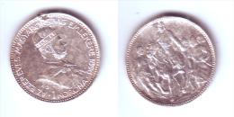 Hungary 1 Korona 1896 Millenium Commemorative - Hungary