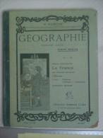 P FONCIN Géographie Cours Moyen Librairie Armand COLIN - Books, Magazines, Comics