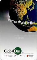 GlobalOne: Globe 09/99 - Frankreich