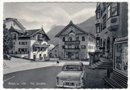 BOLZANO - ORTISEI - VAL GARDENA - 1965 - AUTOMOBILI - CARS - Bolzano (Bozen)