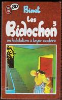 BD LES BIDOCHON - 3 - Les Bidochon En Habitation à Loyer Modéré - Livre De Poche J'ai Lu - Bidochon, Les