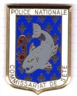 INSIGNE POLICE A VOIR - Police