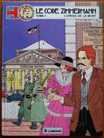BD VICTOR SACKVILLE - 1 - Le Code Zimmermann Tome 1 L'opéra De La Mort - TBE - EO 1986 - Victor Sackville