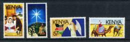 Kenia 379/82 ** - Kenya (1963-...)