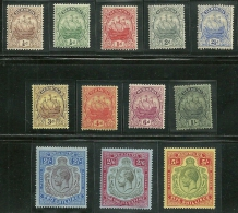 Bermuda            SC# 40-52   Mint    SCV$ 202.60