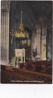 PAISLEY - COATS MEMORIAL CHURCH INTERIOR - Renfrewshire