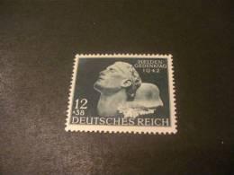 K4706- Stamp MNH Deutsches Reich SC. B202  -1942- Helden Gedenktag - Allemagne
