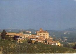 Italie.. Barolo.. Belle Vue Du Village.. Vignes.. Vin - Italia