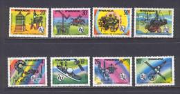 Rwanda 1977 UIT MNH (T096A)