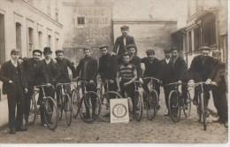 .CLUB SPORTIF DU XV EME ( Equipe Cycliste ) - Arrondissement: 15