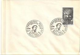 Lettre 1° Jour De  Maillane  ( 13 )  Du  06 - 09 - 1980  N°  2098   Frédéric  Mistral - France