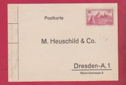 Allemagne //  Entier Postal   //  Dresden - Privatumschläge - Ungebraucht