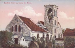 COURCY - Eglise Détruite - France