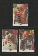 NEDERLAND, 1994, MNH Stamps, Summer Issue, Nrs. MI 1511-1513, #5557 - Period 1980-... (Beatrix)