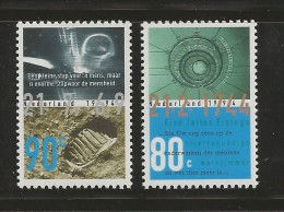 NEDERLAND, 1994, MNH Stamps, Eise Eisinga, Nrs. MI 1514-1515, #5559 - Period 1980-... (Beatrix)