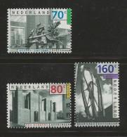 NEDERLAND, 1993, MNH Stamps, European Art Nr(s). MI 1481-1483, #5616 - Period 1980-... (Beatrix)