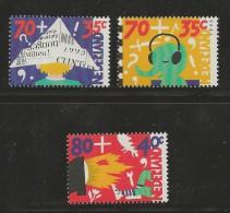NEDERLAND, 1993, MNH Stamps, Child Welfare, Nr(s). MI 1492-1493, #5629 - Period 1980-... (Beatrix)