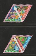 NEDERLAND, 1993, MNH Stamps, December Issue, Nr(s). MI 1496-1497, #5632 - Period 1980-... (Beatrix)