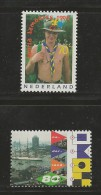 NEDERLAND, 1995, MNH Stamps, Boy Scouts, Nr(s). MI 1547-1548, #5712 - Period 1980-... (Beatrix)