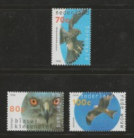NEDERLAND, 1995, MNH Stamps, Nature, Birds, Nr(s). MI 1549-1551, #5744 - Period 1980-... (Beatrix)