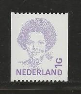 NEDERLAND, 1995, MNH Stamps, Beatrix 1 Gld Nr(s). MI  , #5757 - Period 1980-... (Beatrix)