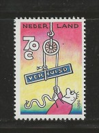 NEDERLAND, 1996, MNH Stamps, Address Change, Nr(s). MI 1570,#5771 - Period 1980-... (Beatrix)