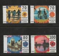 NEDERLAND, 1996, MNH Stamps, Holidays, Nr(s). MI 1576-1579, #5773 - Period 1980-... (Beatrix)