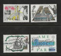 NEDERLAND, 1996, MNH Stamps, Discoveries,  Nr(s). MI 1592-1595, #5778 - Period 1980-... (Beatrix)