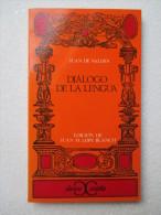 Dialogo De La Lengua  /  Juan De Valdés - Livres, BD, Revues