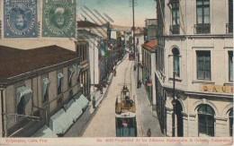 .VALPARAISO ( Calle Prat ) - Chile