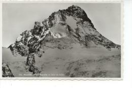 Mountet Dent Blanche Au Lever Du Soleil - VS Valais