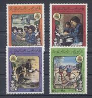 Libya - 1980 Scouts MNH__(TH-4520) - Libye
