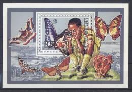 Mali - 1995 Scouts Block MNH__(TH-4016) - Mali (1959-...)