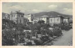 CPA ITALIE SPOTORNO NUOVI GIARDINI - Italia