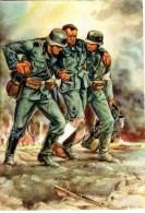 IN TREUER OBHUT DER SANITÄTSSOLDATEN,  Sanitätsdienst Des Heeres An Der Front Reichsgesundheitsverlag Berlin - Wiem - Militaria