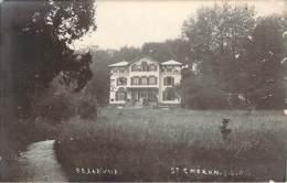 91 - Saint-Chéron - Villa Bellevue, Carte Photo - Saint Cheron